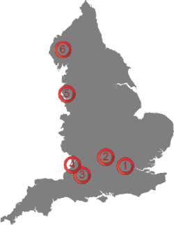 Les visites incontournables en Angleterre