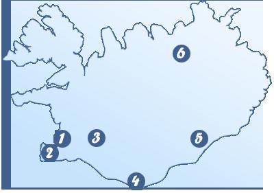 Les visites incontournables en Islande