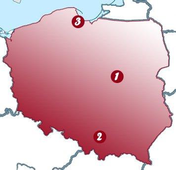 Les visites incontournables en Pologne